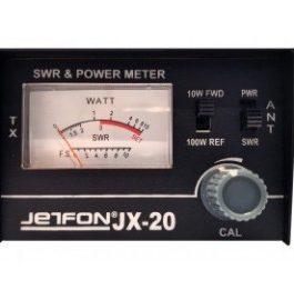 Medidor de swr y potencia para cb jopix jx-20